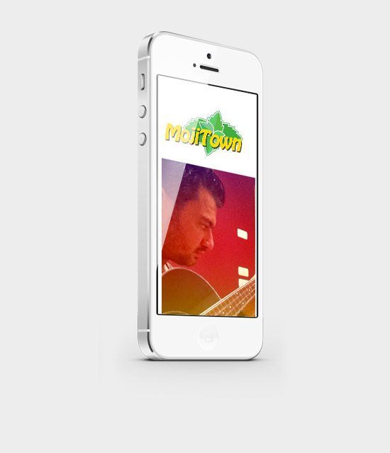 Mojitown - app